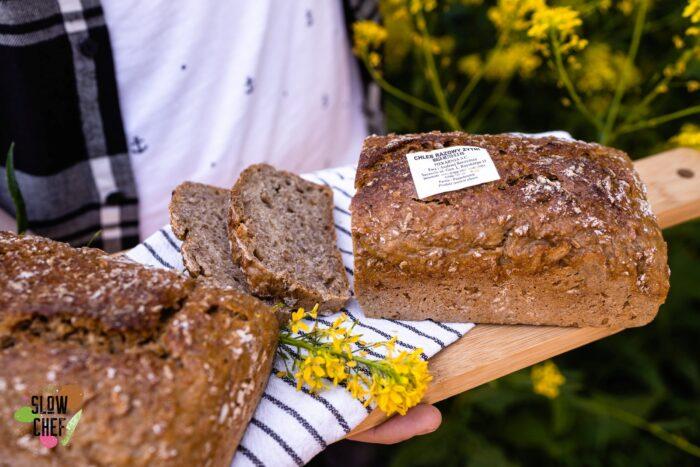 slow chef szczecin, catering dietetyczny, chleb żytni