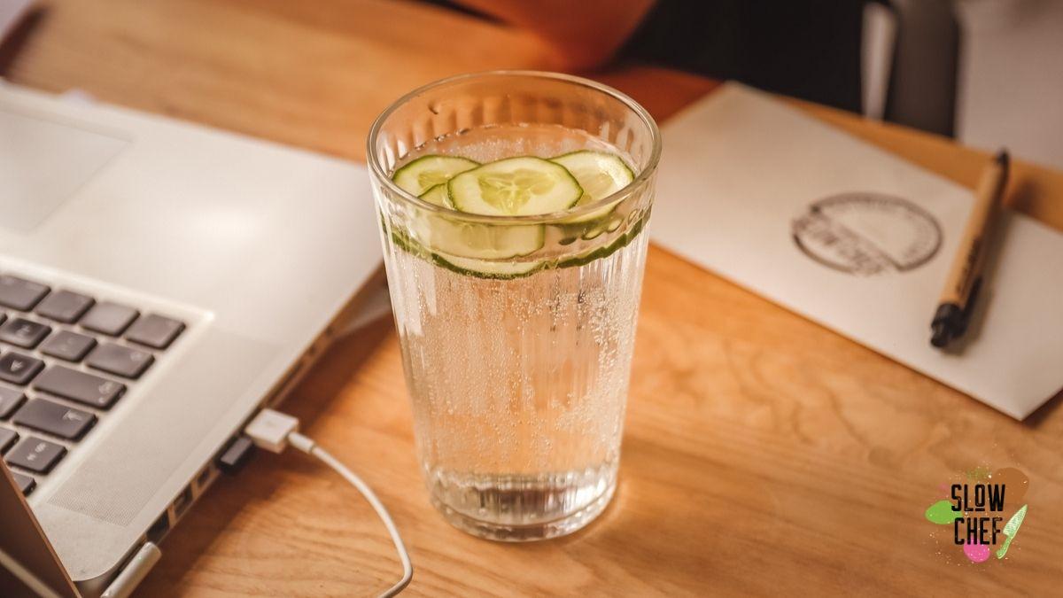 picie wody, jak pić więcej wody, slow chef szczecin