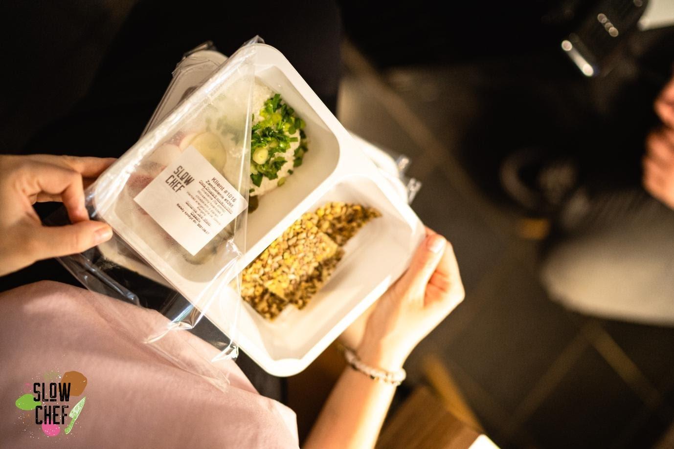 jak podgrzać catering, dieta pudełkowa slow chef szczecin